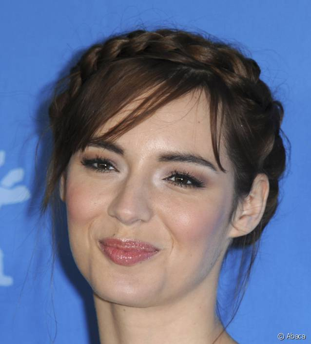 couronne tresse Louise Bourgoin