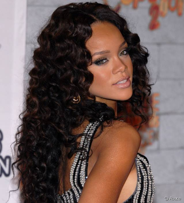 Photo coupe cheveux rihanna