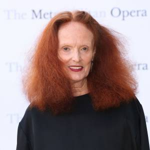 Grace Coddington, papesse de la mode, lance son premier parfum