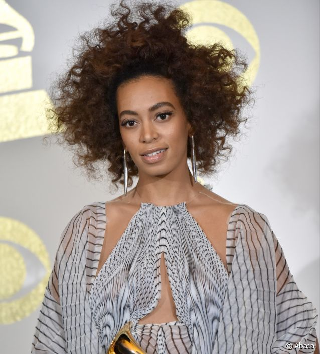 Grammy Awards Solange Knowles