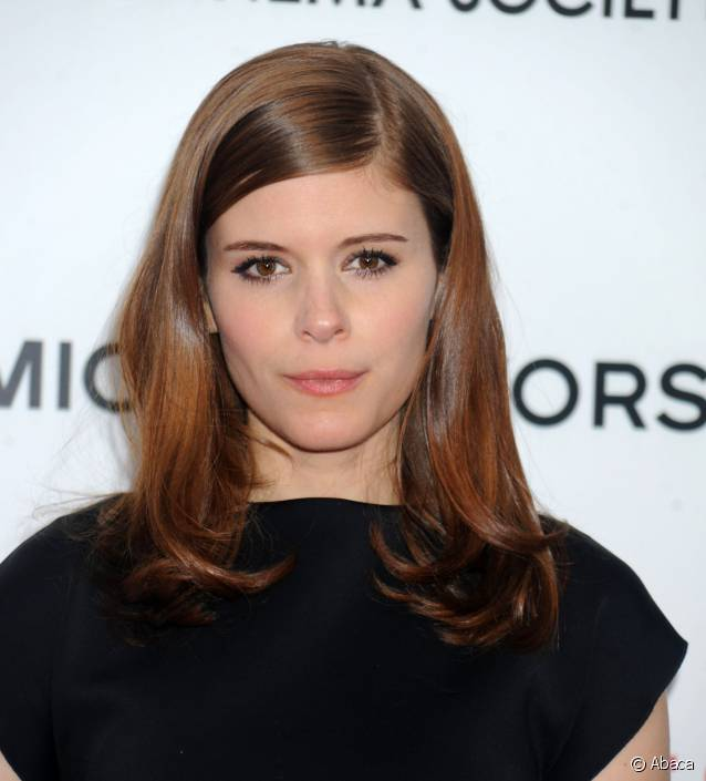 Kate Mara cheveux chatains
