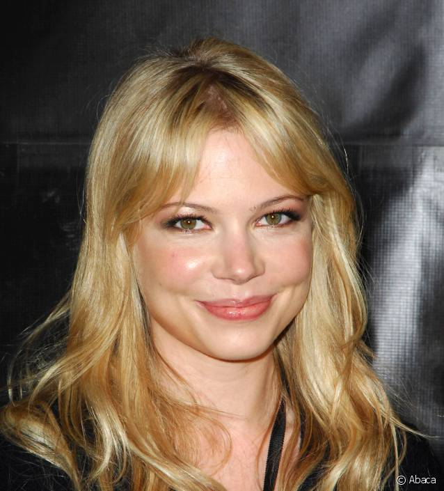 Michelle Williams cheveux blonds