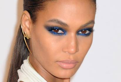 Le smoky eyes coloré, tendance maquillage 2016