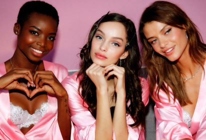 La routine beauté Decléor des Anges de Victoria's Secret