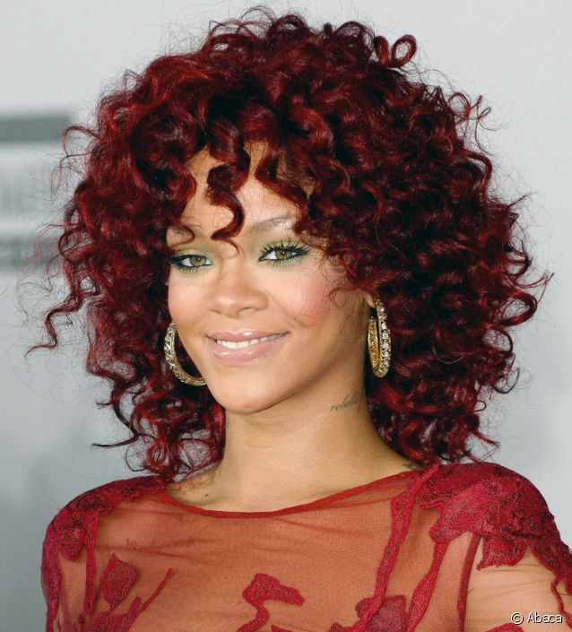 Coloration Rouge Quand Les Stars Nous Inspirent Beaut 233 Fr