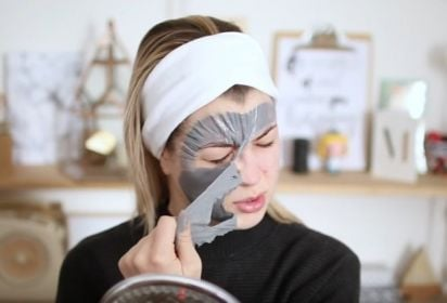 WTF : le masque anti-points noirs le plus douloureux du moment