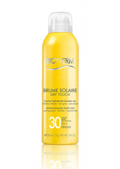 Brume Solaire Dry Touch SPF 30 de Biotherm