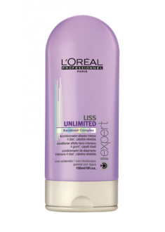Liss Unlimited - Soin à rincer lissage intense de L'Oréal Professionnel