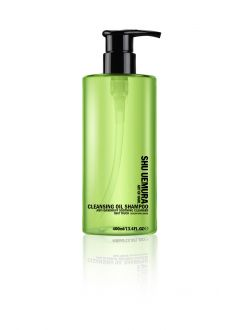 Cleansing Oil Shampoo – Shampooing Apaisant Antipelliculaire de Shu Uemura Art of Hair