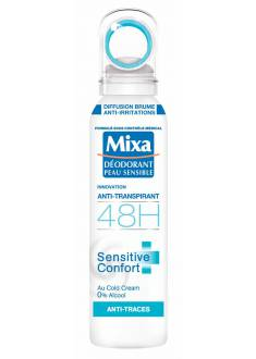 Déodorant Sensitive Confort de Mixa