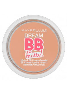 BB Crème compacte Dream BB Go Matte de Maybelline