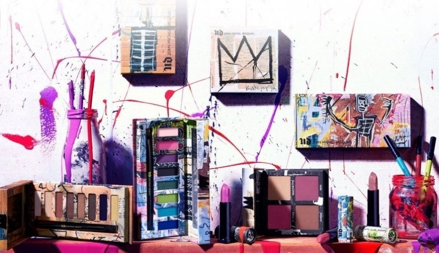 Urban Decay lance une collection en hommage à Basquiat