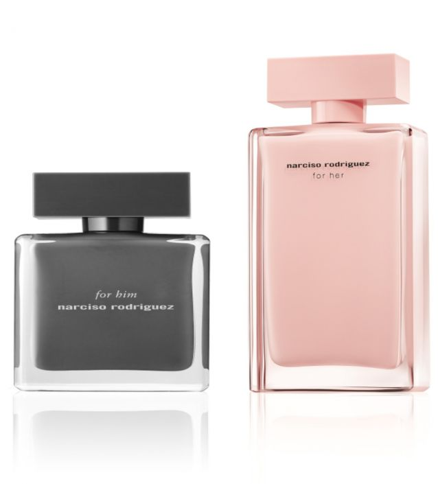 Parfums duo Narciso Rodriguez