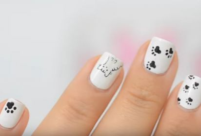 "Nail art "" pattes de chat "", comment faire ?"