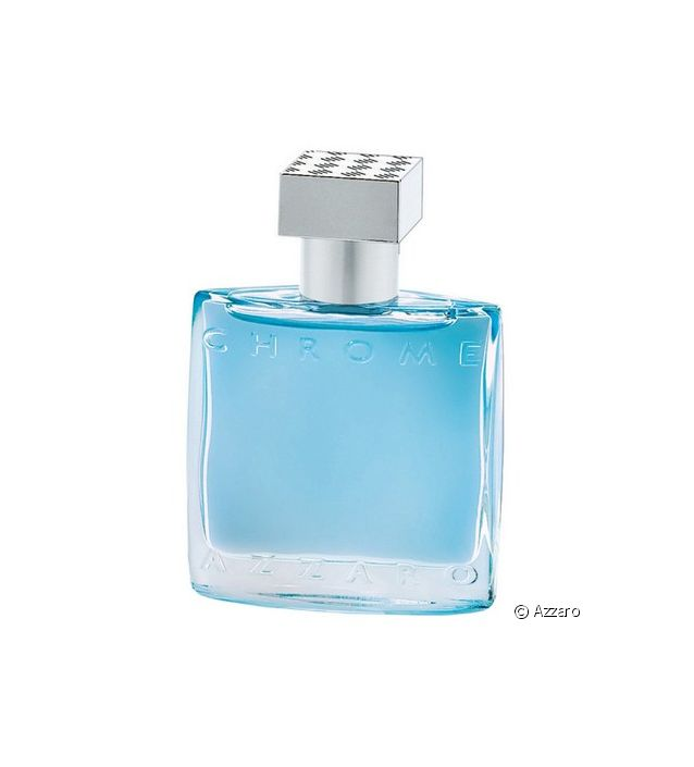 Chrome, Azzaro,  54,50€ les 50 ml
