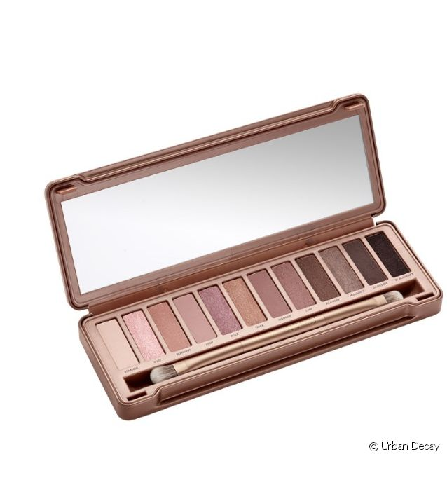 La palette Naked 3 d'Urban Decay