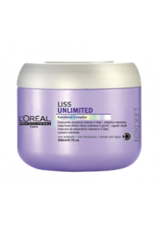 Liss Unlimited - Masque lissage intense de L'Oréal Professionnel