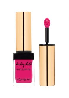 Baby Doll Kiss & Blush - Vice Versa Lèvres et Joues de Yves Saint Laurent