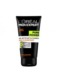 Men Expert - Pure Power Gel Nettoyant de L'Oréal Paris