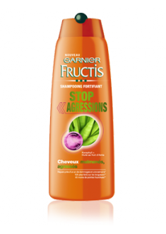Fructis - Shampooing fortifiant Stop Agressions  de Garnier