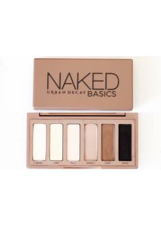 Palette Naked Basics de Urban Decay