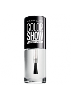 Colorshow - Top Coat Clear Shine 60 seconds de Maybelline
